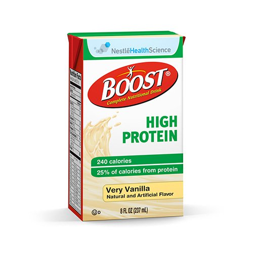 41392601 8 oz Vanilla Boost High Protein Oral Supplement