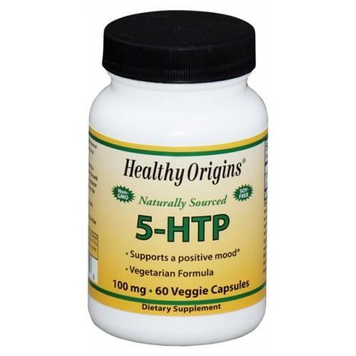 5-HTP 60 Caps by Healthy Origins