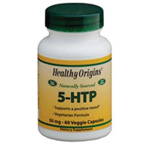 5-HTP Caps 60 by Healthy Origins