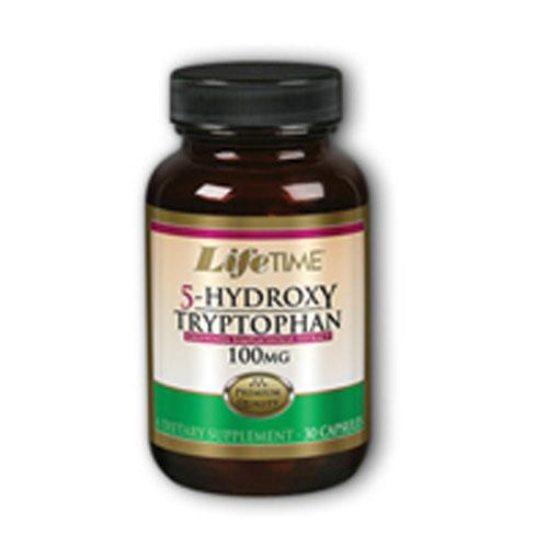 5-Hydroxy Tryptophan 30 caps by Life Time Nutritional Specialties