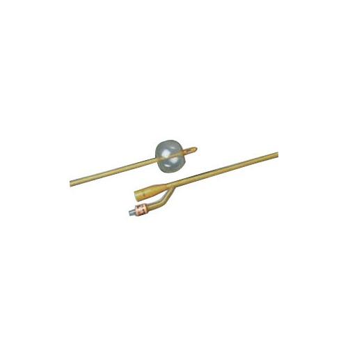 570165V16S 16 fr 2-Way Foley Catheter, Hydrophobic Coated