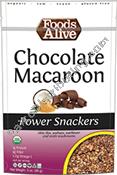 591071 3 oz Organic Chocolate Macaroon Snacker