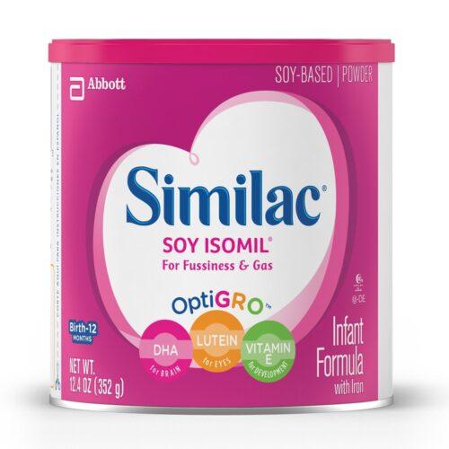 59632601 12.4 oz Similac Isomil Advance Infant Formula Supplement