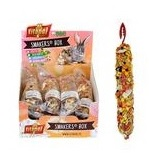 644127 Vitapol Smakers Small Animal Treat Stick - Fruit 2 - Pack of 12