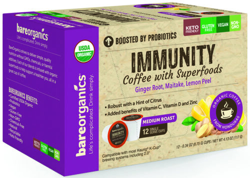 681443 Immunity Tea K-Cups, 12 Count