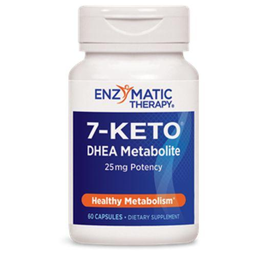7-KETO DHEA 60 Caps by Enzymatic Therapy
