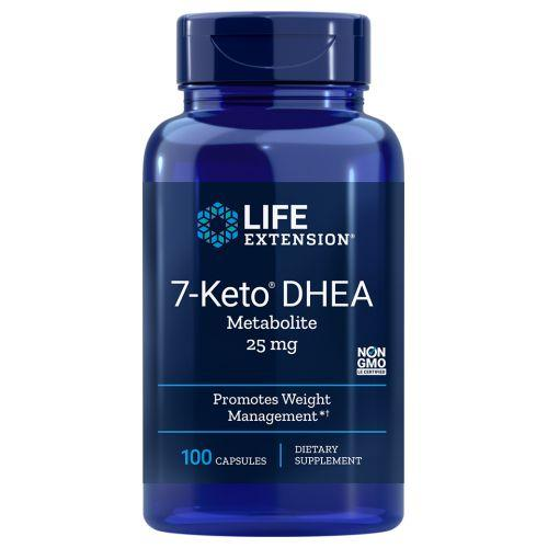 7-Keto DHEA Metabolite 100 caps by Life Extension