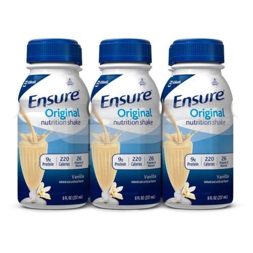 72432604 Ensure Original Shake Oral Supplement