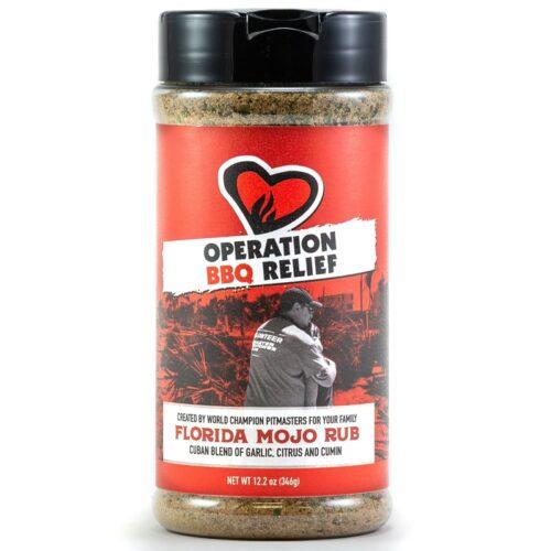 8042812 12.2 oz Florida Mojo BBQ Rub