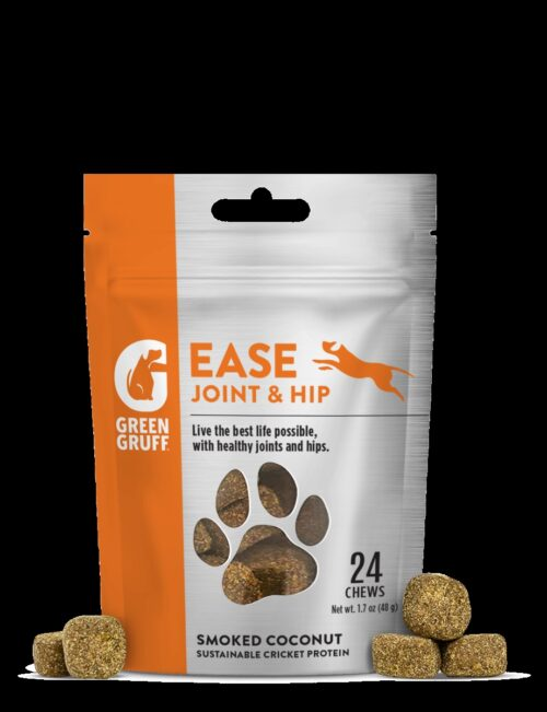 850022470059 Ease Joint & Hip Dog Supplement Pouch, 24 Chews