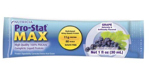 90012601 1 oz Grape Pro-Stat MAX Protein Supplement