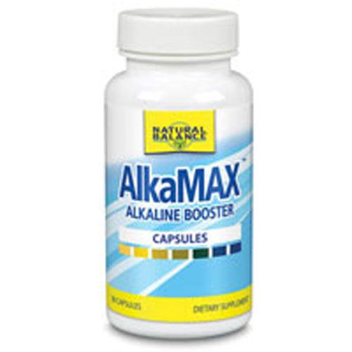 Alkamax Ph Balancing 30 Caps by Natural Balance (Formerly known as Trimedica)