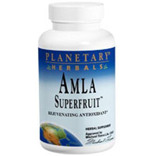 Amla Superfruit 60 Tabs by Planetary Herbals