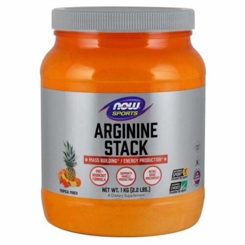 Arginine Stack 2.2 Lb by Now Foods