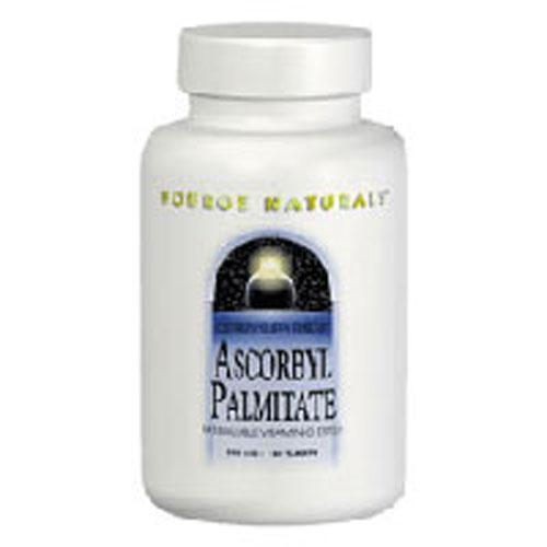 Ascorbyl Palmitate Powder (Vitamin C Ester) 4 Oz by Source Naturals