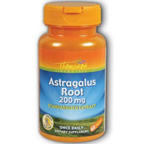 Astragulus Root Extract 60 Caps by Thompson