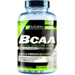 BCAA 1500 200 Vcaps by Nutrakey