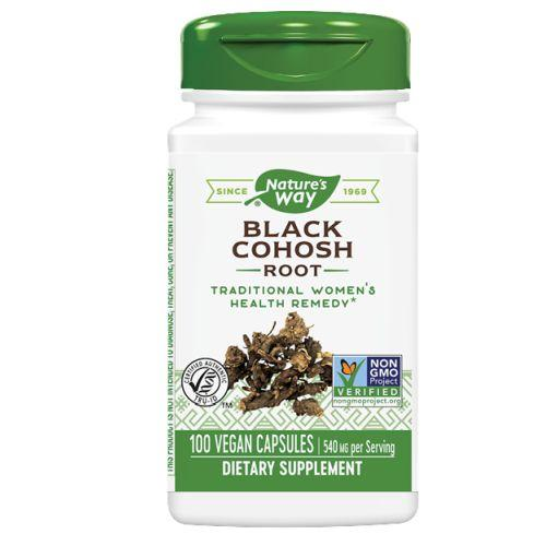 Black Cohosh 100 Caps by Nature's Way