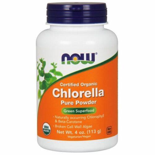 Chlorella Powder 4 OZ by Now Foods