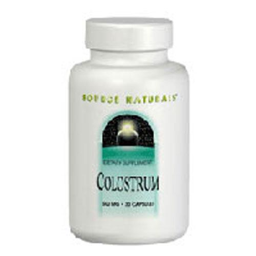 Colostrum 60 Caps by Source Naturals