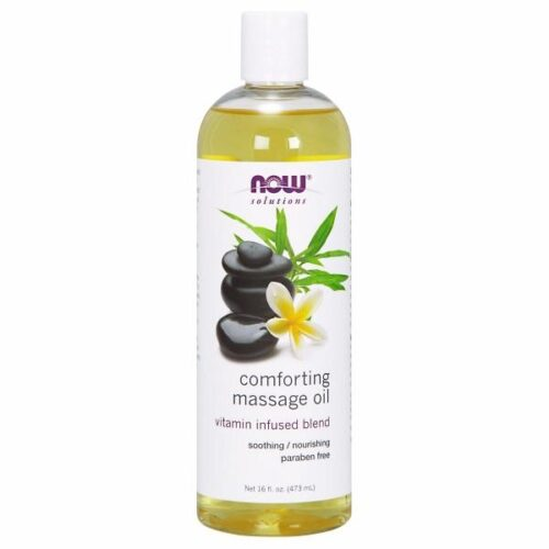Comforting Massage Oil 16 Fl Oz by Now Foods