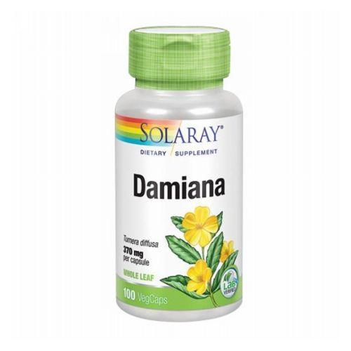 Damiana 100 Caps by Solaray