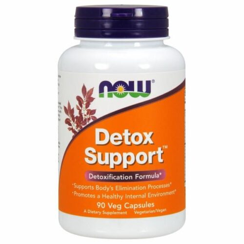 Detox Support 90 Caps by Now Foods