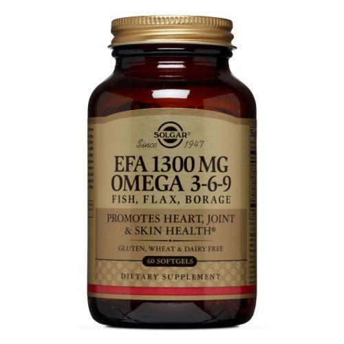 EFA Omega 3-6-9 60 S Gels by Solgar