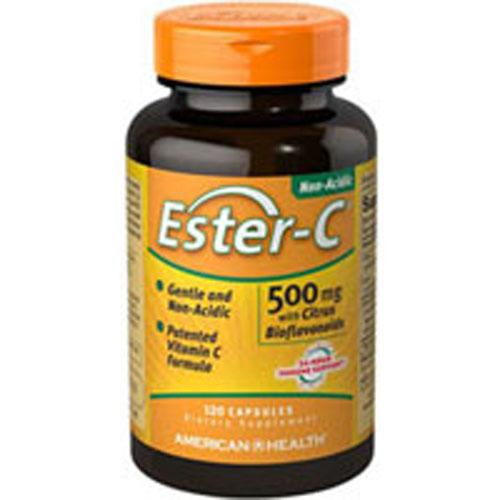 Ester-c With Citrus Bioflavonoids 60 Vegicaps by American Health