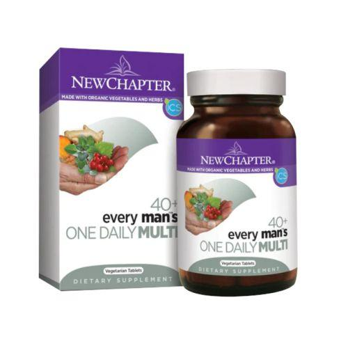 Every Man's One Daily 40 Plus Multi 24 tabs by New Chapter