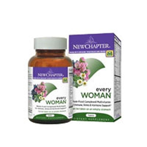 Every Woman Multivitamin 120 tabs by New Chapter