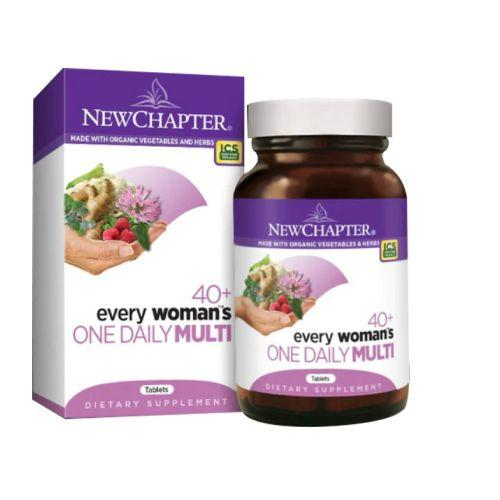 Every Woman's One Daily 40 Plus 24 tabs by New Chapter