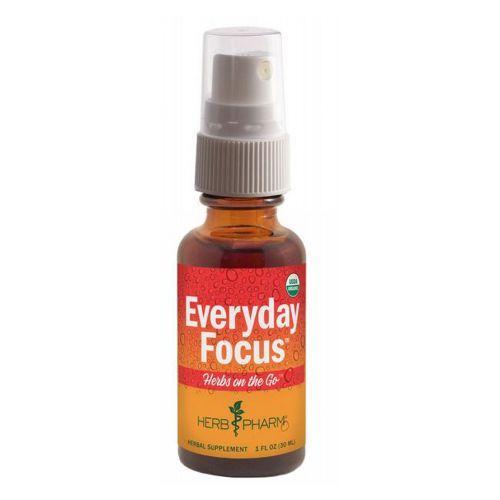 Everyday Focus 1 Oz by Herb Pharm