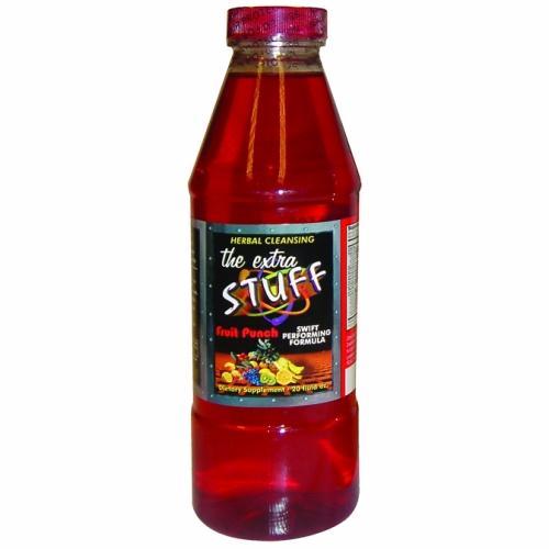 Extra Stuff Liquid Fruit Punch 20 Oz by Detoxify
