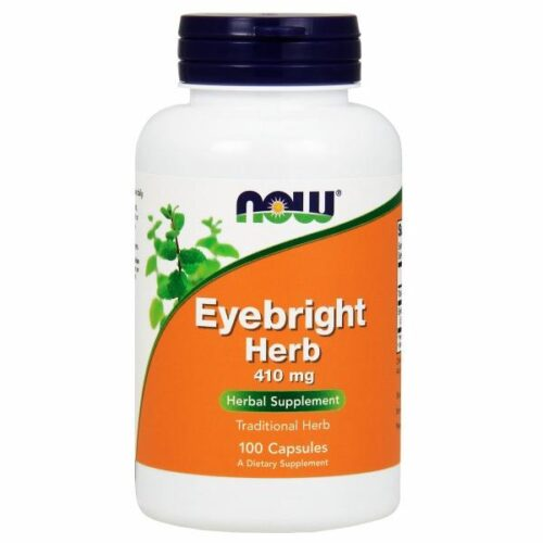 Eyebright Herb 100 Caps by Now Foods