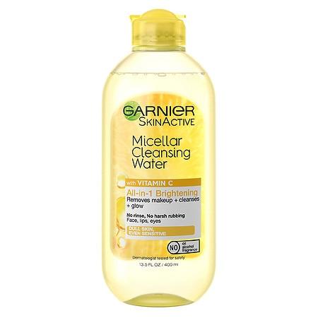 Garnier SkinActive Micellar Cleansing Water with Vitamin C - 13.5 fl oz