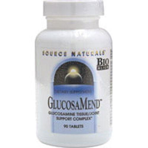 GlucosaMend 30 Tabs by Source Naturals