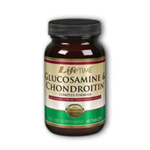 Glucosamine and Chondroitin Complex 60 tabs by Life Time Nutritional Specialties