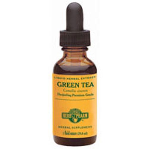 Green Tea Extract 1 Oz by Herb Pharm