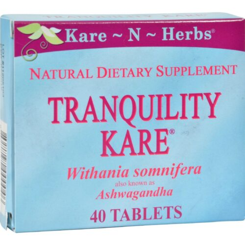 HG0335554 Tranquility Kare - 40 Tablets