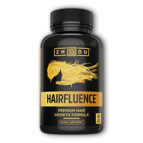 Hairfluence 60 Veg Caps by Zhou Nutrition