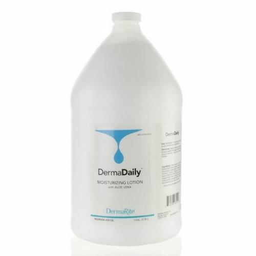 Hand and Body Moisturizer Scented 1 Gallon by DermaRite