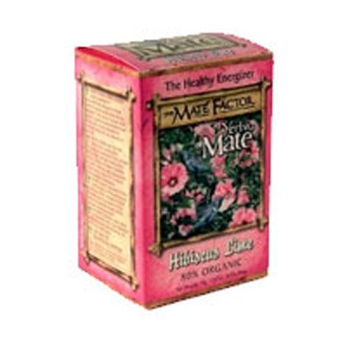 Hibiscus Lime Tea 20 Bag by The Mate Factor