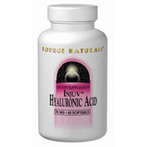 Hyaluronic Acid 60 Softgel by Source Naturals