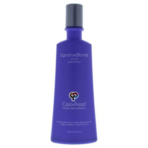 I0089146 8.5 oz Signature Blonde Violet Shampoo for Unisex
