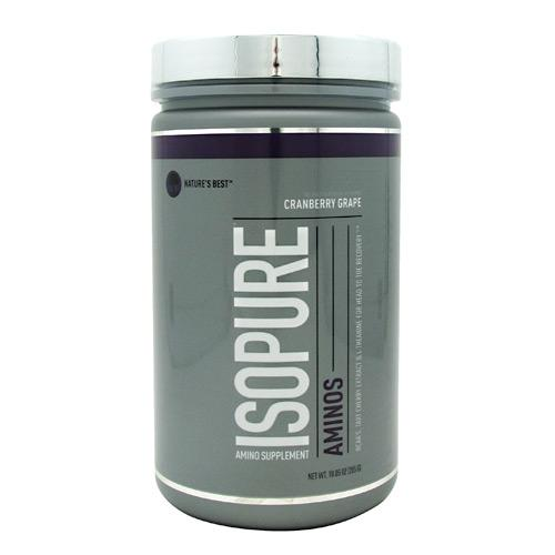 Isopure Amino Cranberry Grape 0.8 lbs by Nature's Best