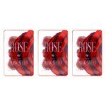 K0002113 Slice Sheet Mask - Rose Flower for Unisex - Pack of 6