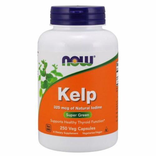Kelp 250 Caps by Now Foods