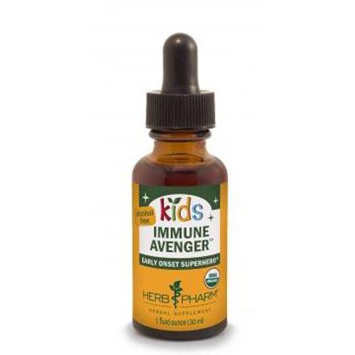 Kids Immune Avenger 4 Oz by Herb Pharm