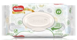 Kimberly Clark 42513110 Huggies Natural Care Baby Wipe - Pack of 512